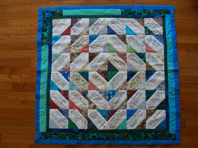 Ocean Waves Quilts Another Story Quilt