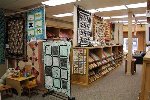 Ohio quilt shop 001