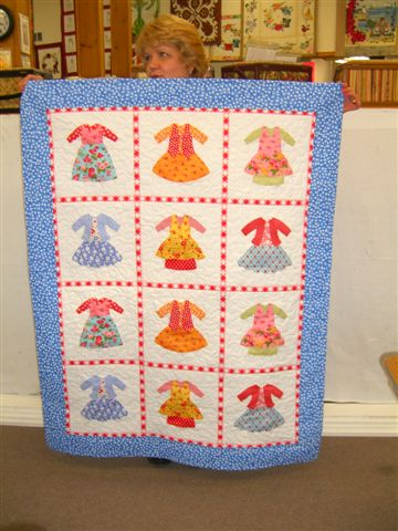 Super bowl quilting day 2011 006
