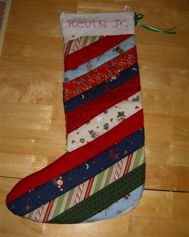 Xmas stocking 006